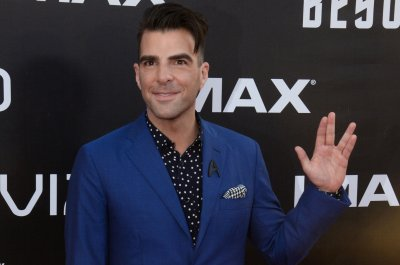 Zachary Quinto on Leonard Nimoy: 'I love that guy so much'