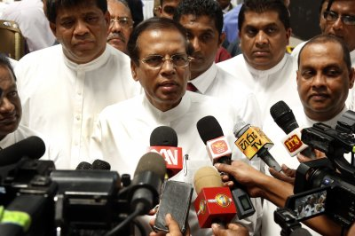 Sri Lankan president orders 4 executions, lifting 42-year moratorium