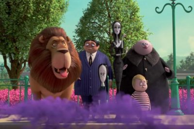 'The Addams Family' moves to New Jersey in new trailer