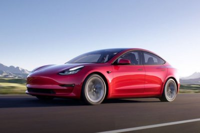 Tesla Model 3 underperforms in Korea's safety test