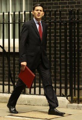 British leader arrives in Ukraine