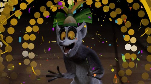 King Julien to host New Year's count-down for kids on Netflix