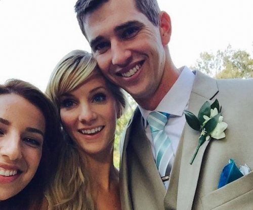 Heather Morris, Taylor Hubbell wedding reunites 'Glee' stars