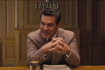 Josh Brolin, George Clooney star in first 'Hail, Caesar!' trailer