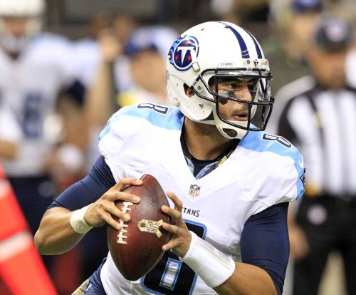 Marcus Mariota delivers, Titans sink Saints in OT