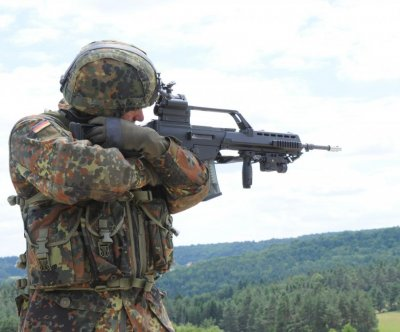 Germany orders soldier training systems