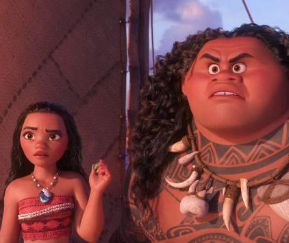 Disney's 'Moana' trailer teases adventure on the high seas