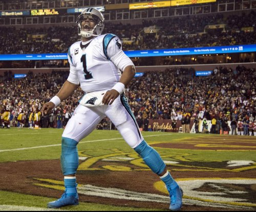 Carolina Panthers QB Cam Newton misses practice