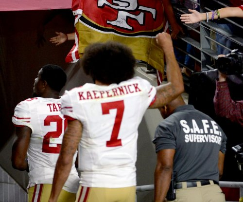 Colin Kaepernick to stand for national anthem next season