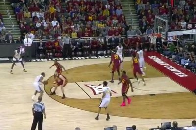 No. 23 Iowa State sprints past No. 11 West Virginia in Big 12 final