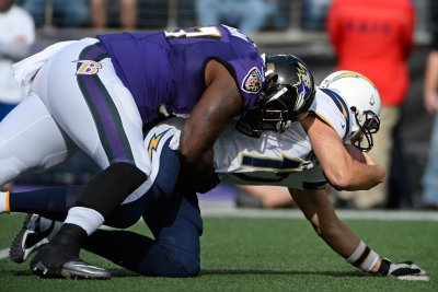 Baltimore Ravens trade DT Timmy Jernigan to Philadelphia Eagles