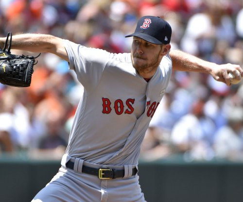 Chris Sale strikes out 10 as Boston Red Sox beat Kansas City Royals