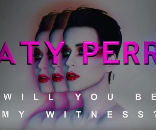 Katy Perry goes behind the scenes in 'Will You Be My Witness?' trailer