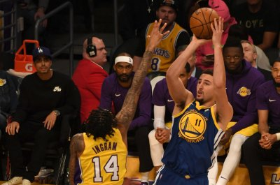 Klay Thompson, Kevin Durant lift Golden State Warriors over LeBron, Cleveland Cavaliers