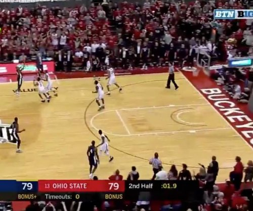 Penn State's Carr hits deep buzzer-beater to sink Ohio State