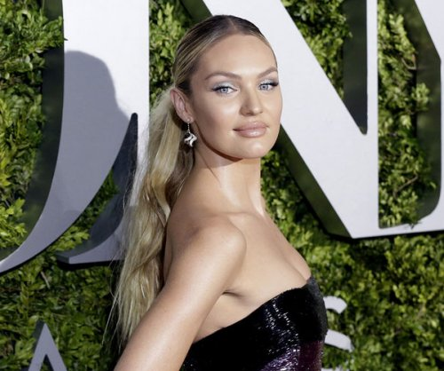 Candice Swanepoel gives birth to second son