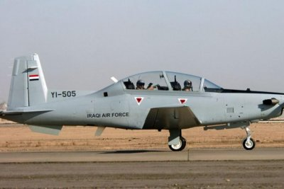 Textron nets $15.3M contract extension to refurbish trainer planes for Iraq