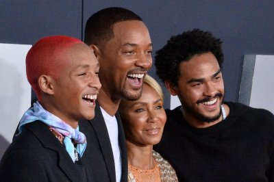 Will Smith's family supports him at 'Gemini Man' premiere