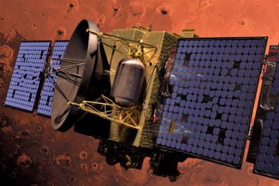 UAE Mars probe successfully enters Red Planet orbit