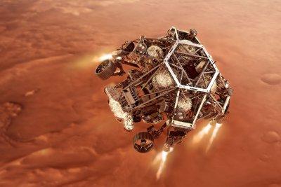 NASA Mars rover Perseverance hits 'bullseye' for Thursday landing
