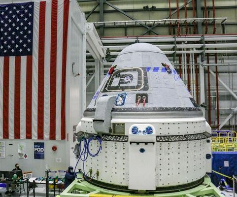 Boeing plans second Starliner capsule test flight in July