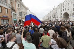 Navalny app pulled from Google, Apple stores after Moscow threat