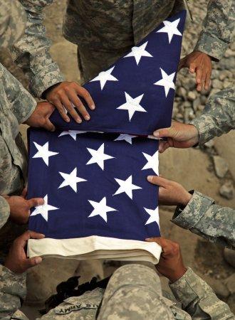 Press advocates slam troop fatality rules