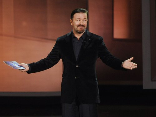 Gervais, Morgan set for N.Y. comedy fest