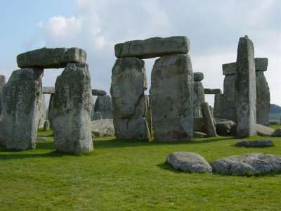 Stonehenge was part of a giant underground complex