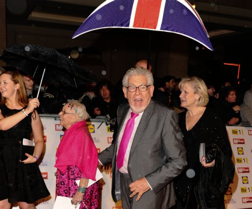 Rolf Harris expunged from British chivalrous order after sex assault conviction
