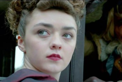 Maisie Williams stars in new 'Doctor Who' trailer
