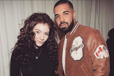 NYFW: Drake and Lorde cozy up at Kanye West's fashion show