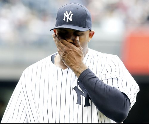 New York Yankees place LHP CC Sabathia on DL