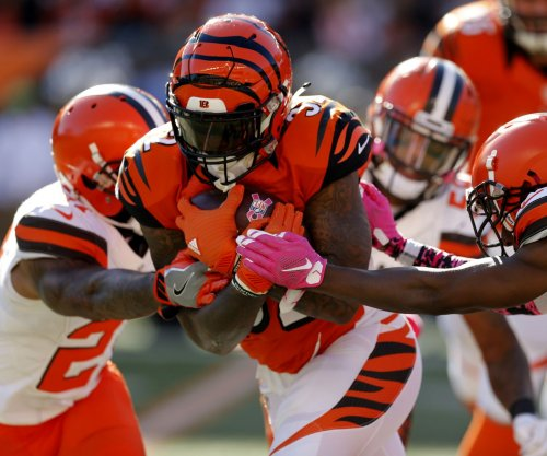 Cleveland Browns must gets Cincinnati Bengals on the run, with or without RG3
