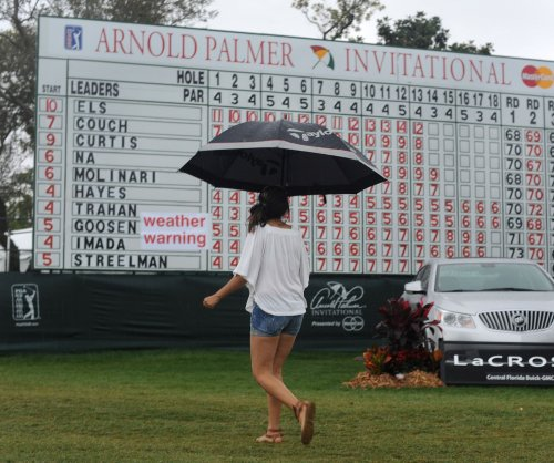 Arnold Palmer Invitational goes on without Arnie
