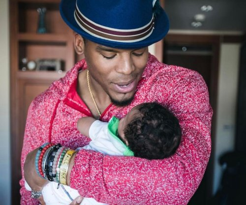 Cam Newton gives baby daughter very unique name
