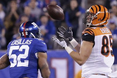 Bengals TE Eifert on health: 'Everything is fixed'