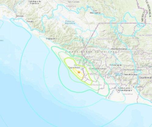 Magnitude 6.6 earthquake hits Mexico near Guatemala border