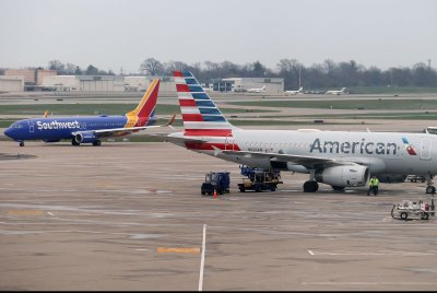American, Southwest report combined Q2 losses of $3 billion