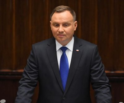Polish President Andrzej Duda officially begins 2nd term