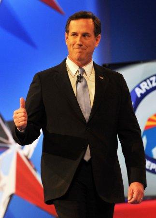Politics 2012: GOP candidates stump in Washington