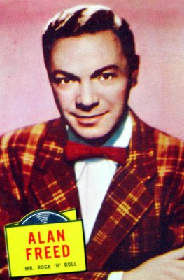Alan Freed's ashes to be removed from Rock and Roll Hall of Fame