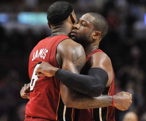 Dwyane Wade gives LeBron James props for NBA Finals run
