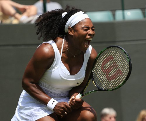 Serena Williams rolls in Wimbledon opener