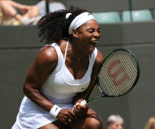 Serena Williams rolls in Wimbledon opener