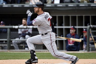 Minnesota Twins still in hunt after doubleheader split