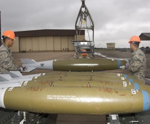 GenDyn gets $39 million contract modification for foreign military bombs