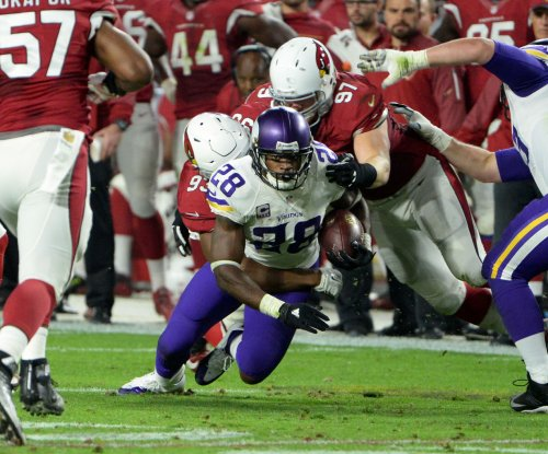 Minnesota Vikings RB Adrian Peterson to sit unless playoffs are possible