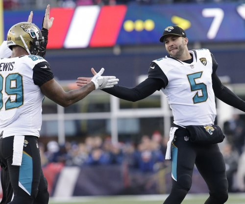 Teammates endorse new contract for Jaguars' Blake Bortles