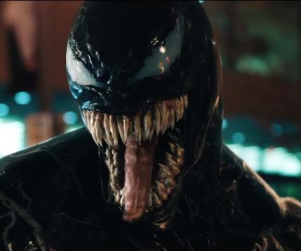 'Venom': Tom Hardy transforms into an anti-hero in new trailer